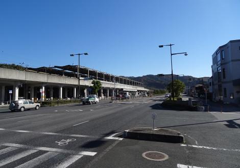 名鉄名古屋本線・本宿駅