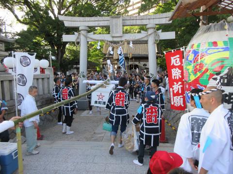菅生祭(2017年8月5日)
