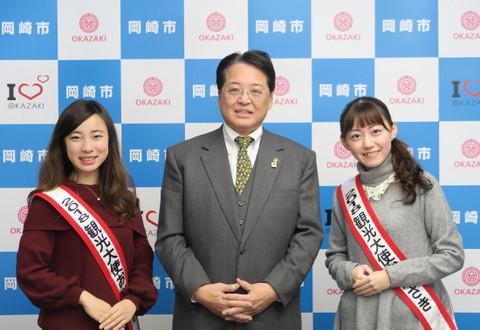野本稚奈さん(左)、樋田茜さん(右)