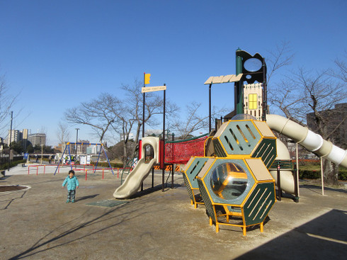 吹矢橋公園