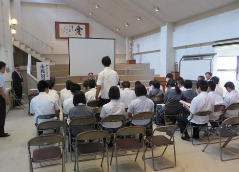 市民対話集会(2018年6月16日)