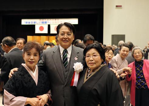 『夢ある新しい岡崎へ』出版記念パーティー