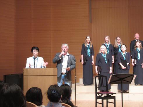 ウッデバラ室内合唱団