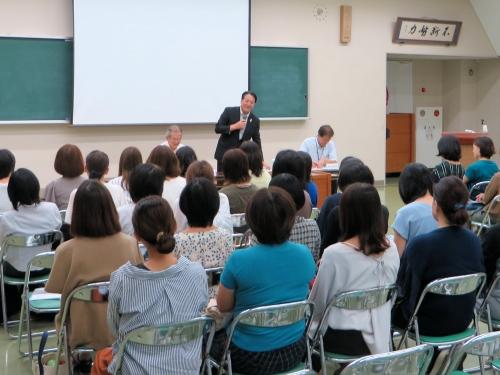 市民対話集会(2017年9月22日)