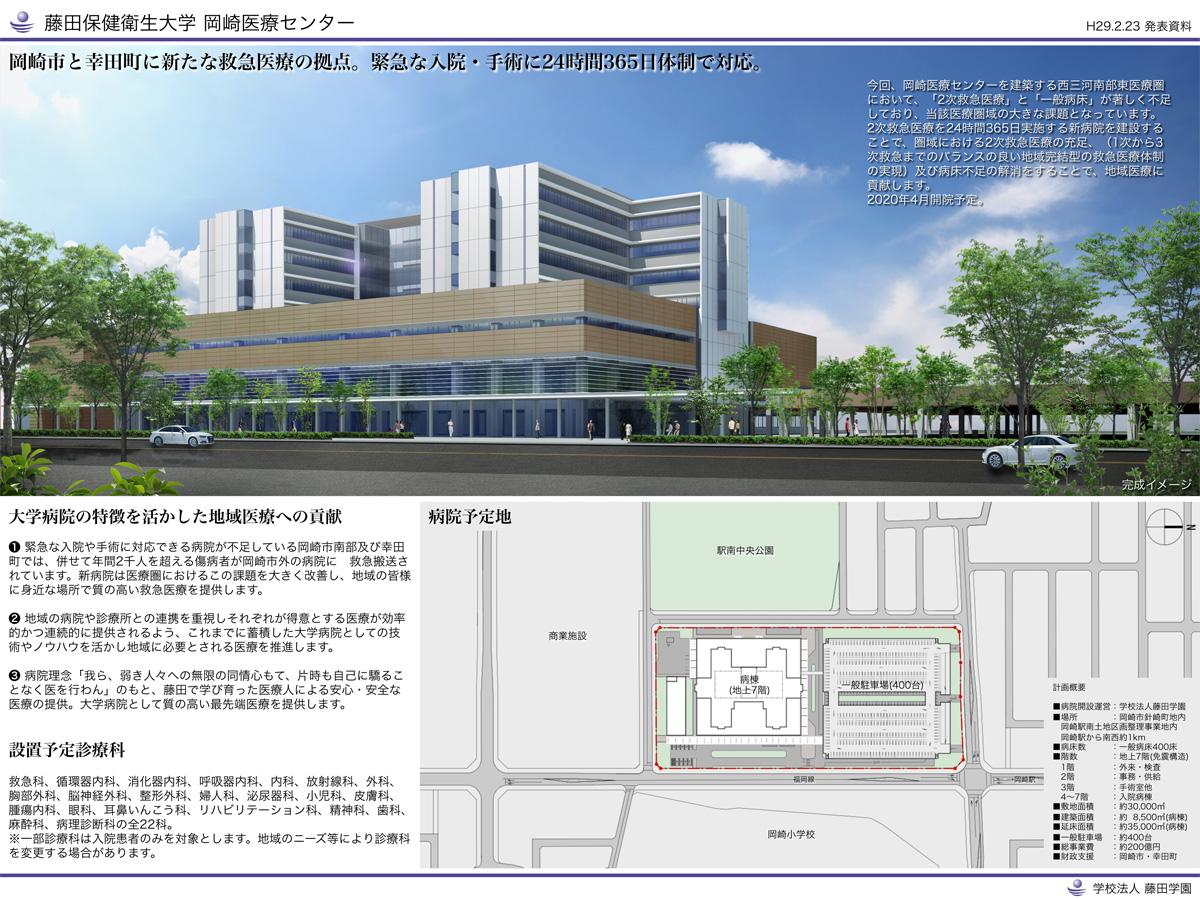 岡崎 医療 センター